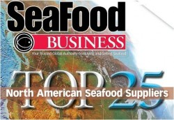 ECS Ranked in Top 25 North American Seafood Companies